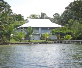 Bocas del Toro Beachfront Rental
