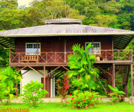 casa de playa bocas del toro beach house rental panama