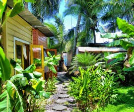 Waterfront vacation rental Panama