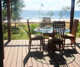 Bluff Beach Rental