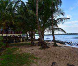 Shorebreak on Bastimentos