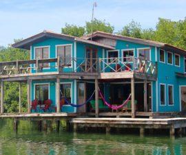Caribbean house rentals