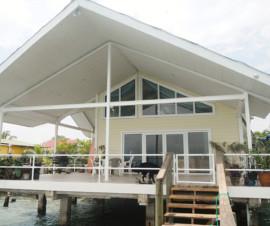 Alquiler Casa Sobre el Mar Panama home rentals bocas del toro panama